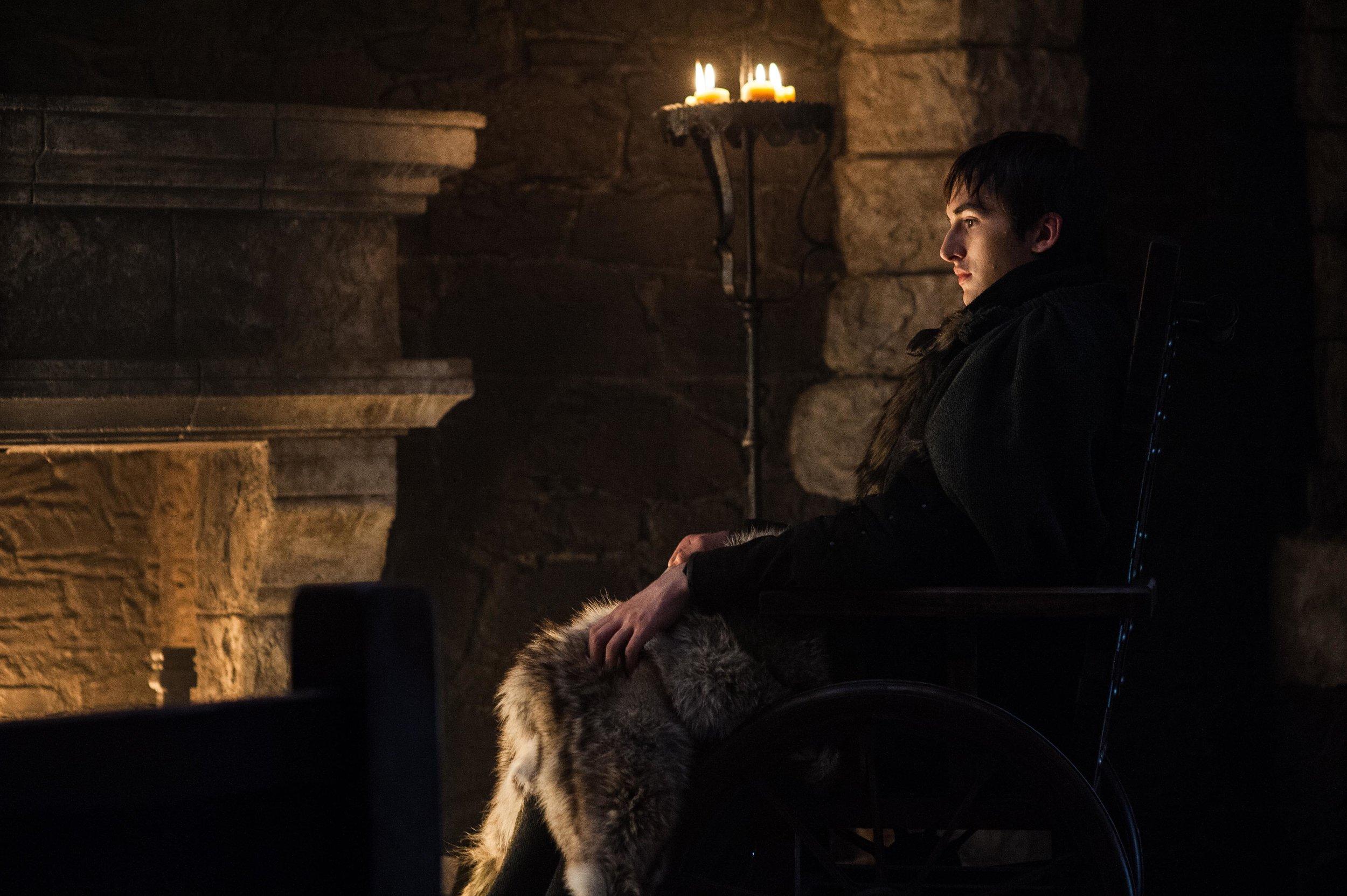 Bran Stark (Issac Hempstead)  Image - HBO