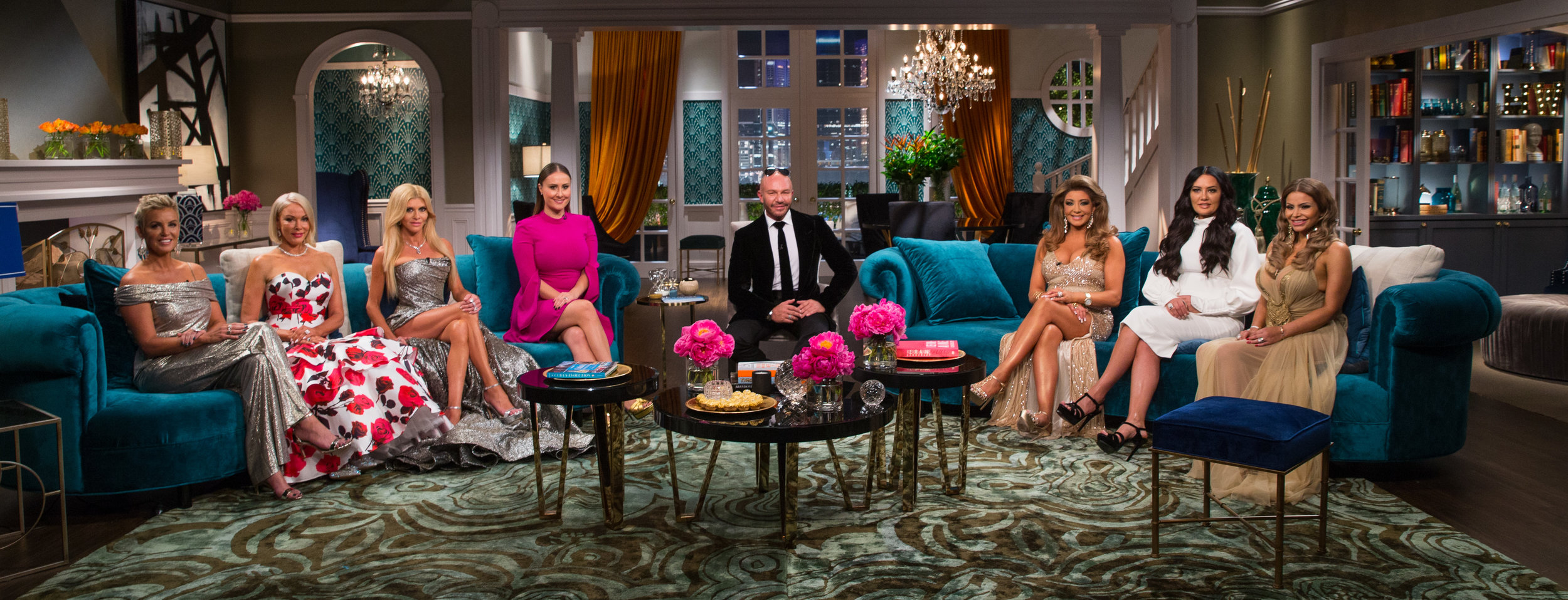 The Real Housewives of Melbourne S04 Reunion  Image - Arena