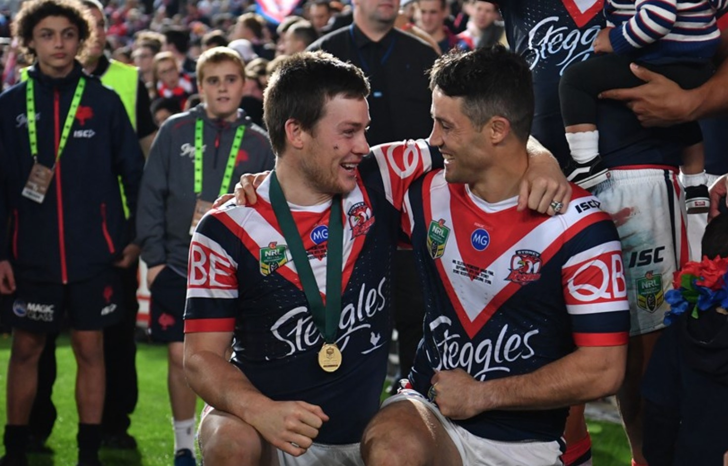 One-sided NRL Grand Final delivers Nine a 10 year ratings