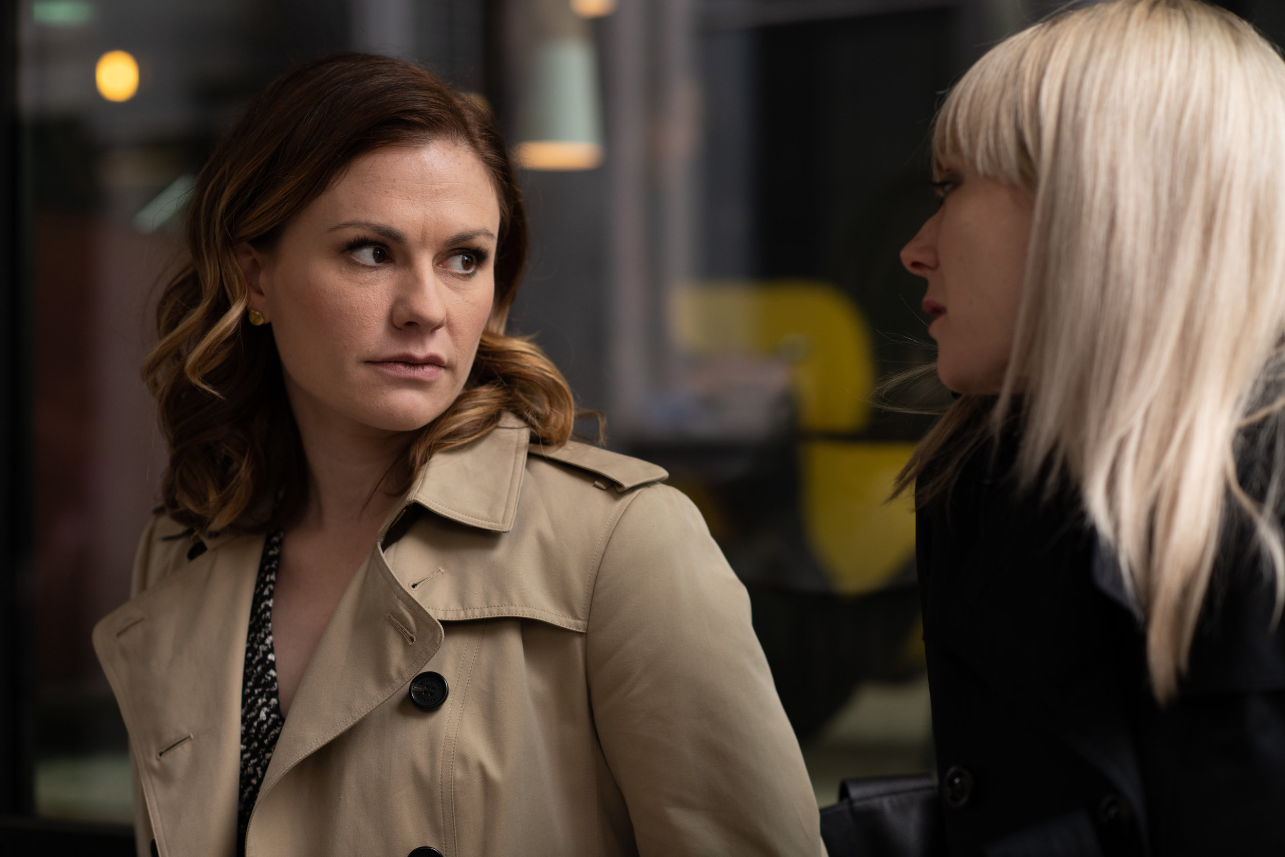 Anna Paquin stars in FLACK  Image - Foxtel