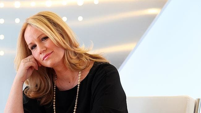 Rumours persist Chief Content Officer Beverley McGarvey is under pressure from CBS   PHOTO: 10
