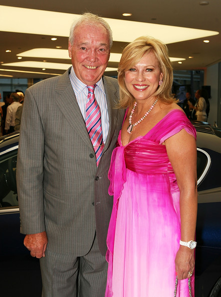 Kerri-Anne with her husband John before his terrible accident   PHOTO: Zimbio