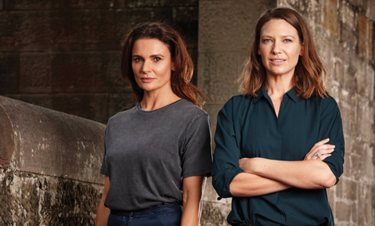 Secret City  image - Foxtel