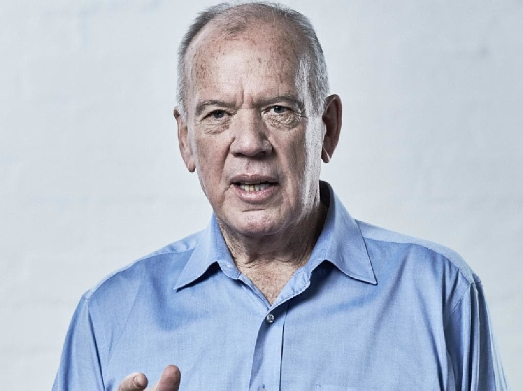 Mike Willesee  image - News Corp