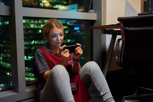 Sheridan Smith stars in CLEANING UP  Image - Seven