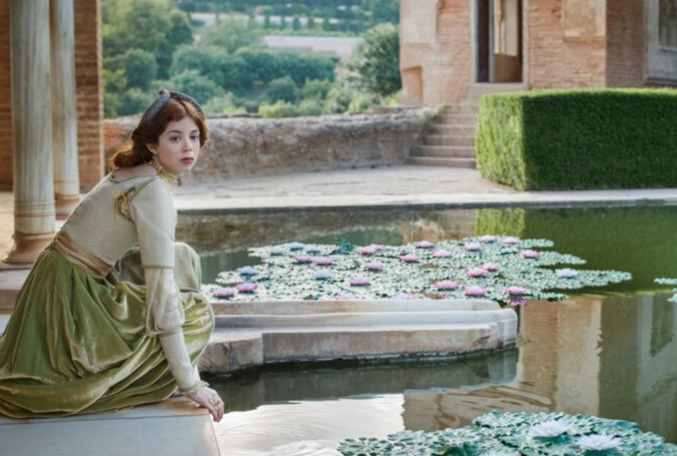 Charlotte Hope stars in The Spanish Princess image - STAN