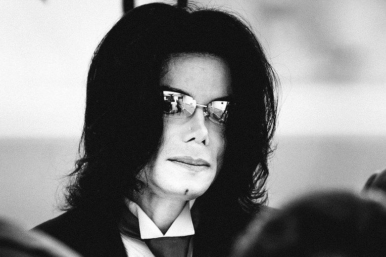 Michael Jackson in 2005   PHOTO: SMH