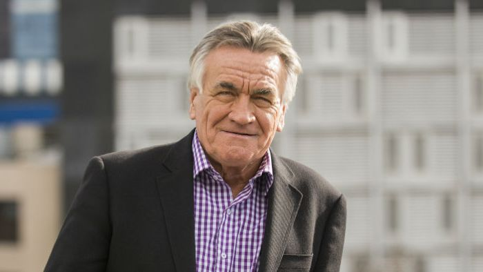 Barrie Cassidy  Image - ABC