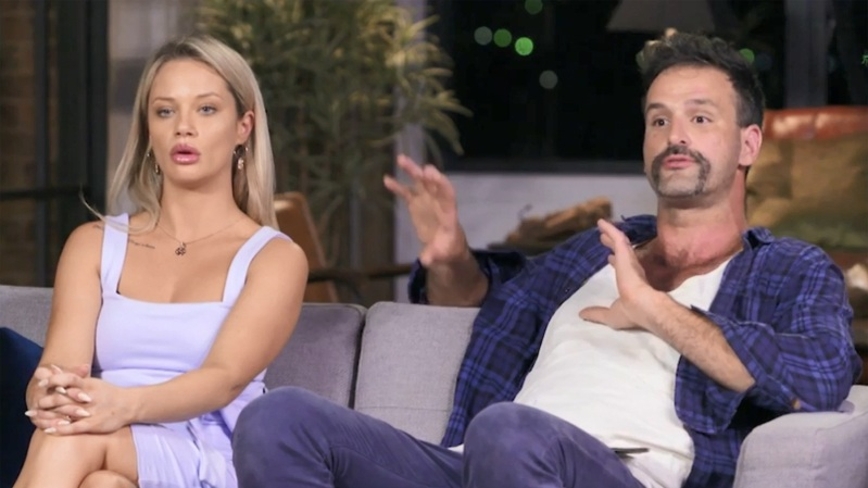 Mick & Jessika on MARRIED AT FIRST SIGHT  Image - Nine
