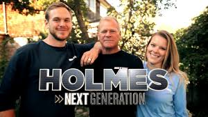 Holmes: Next Generation  Source: DIY Network