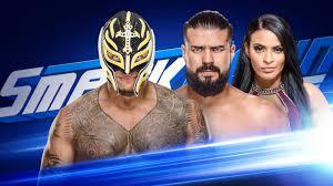 WWE Smackdown  Source: Fox Sports Asia