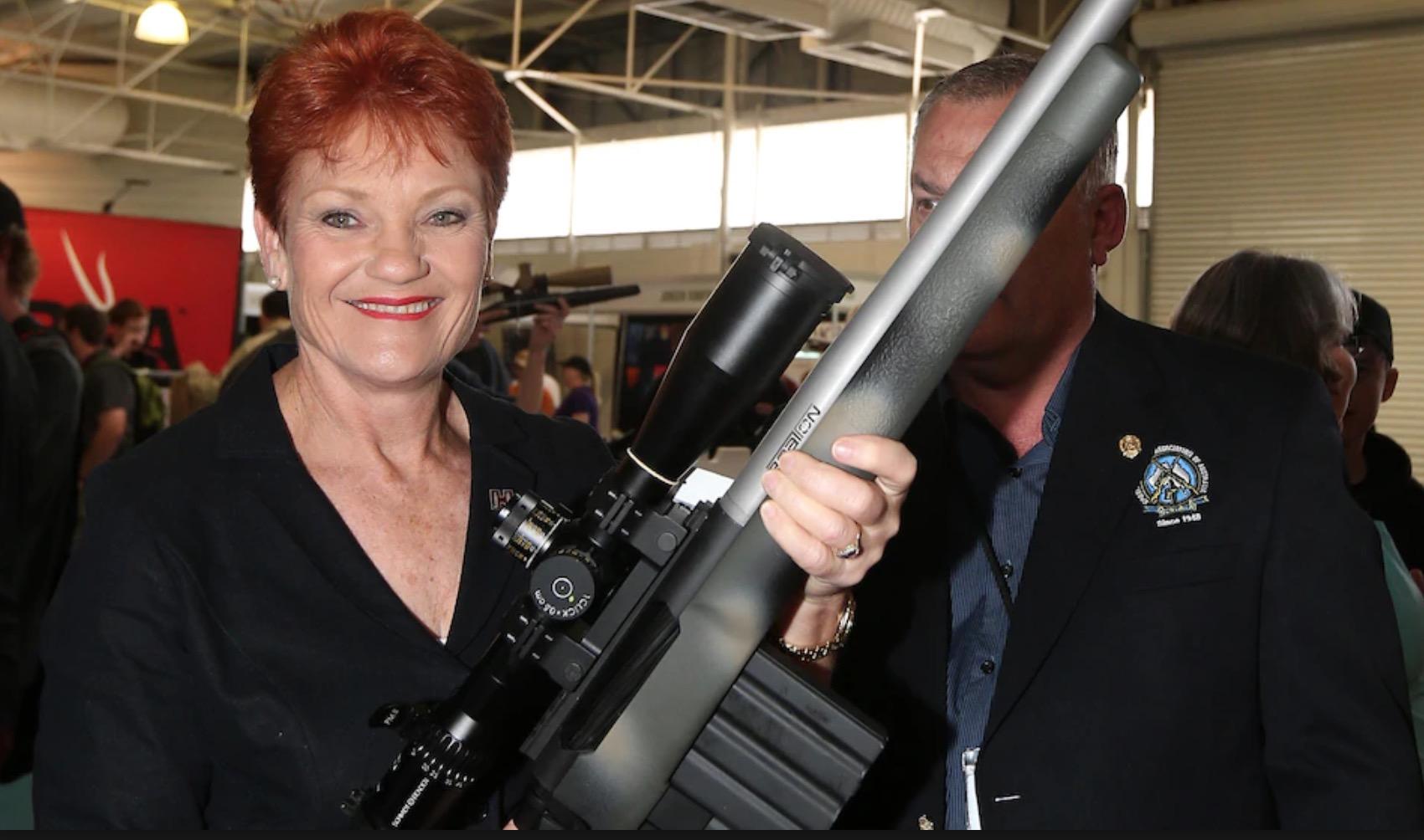 Pauline Hanson  image copyright - PerthNow