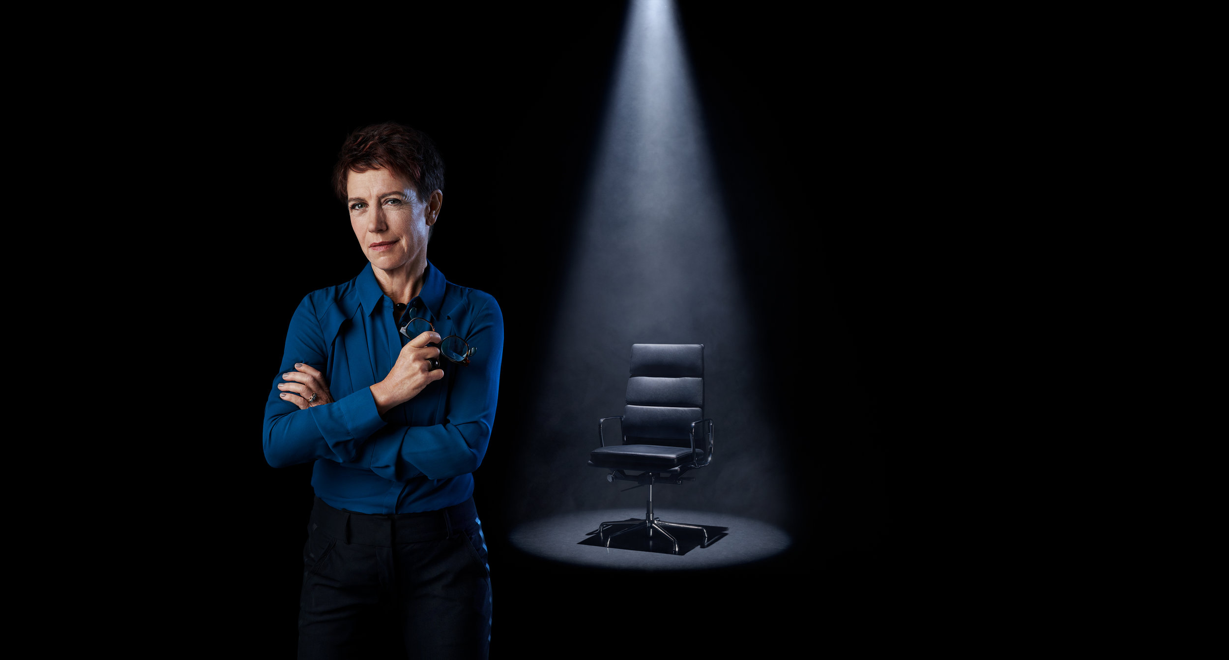 Jennifer Byrne will host the new version of Mastermind, soon on SBS  image - SBS