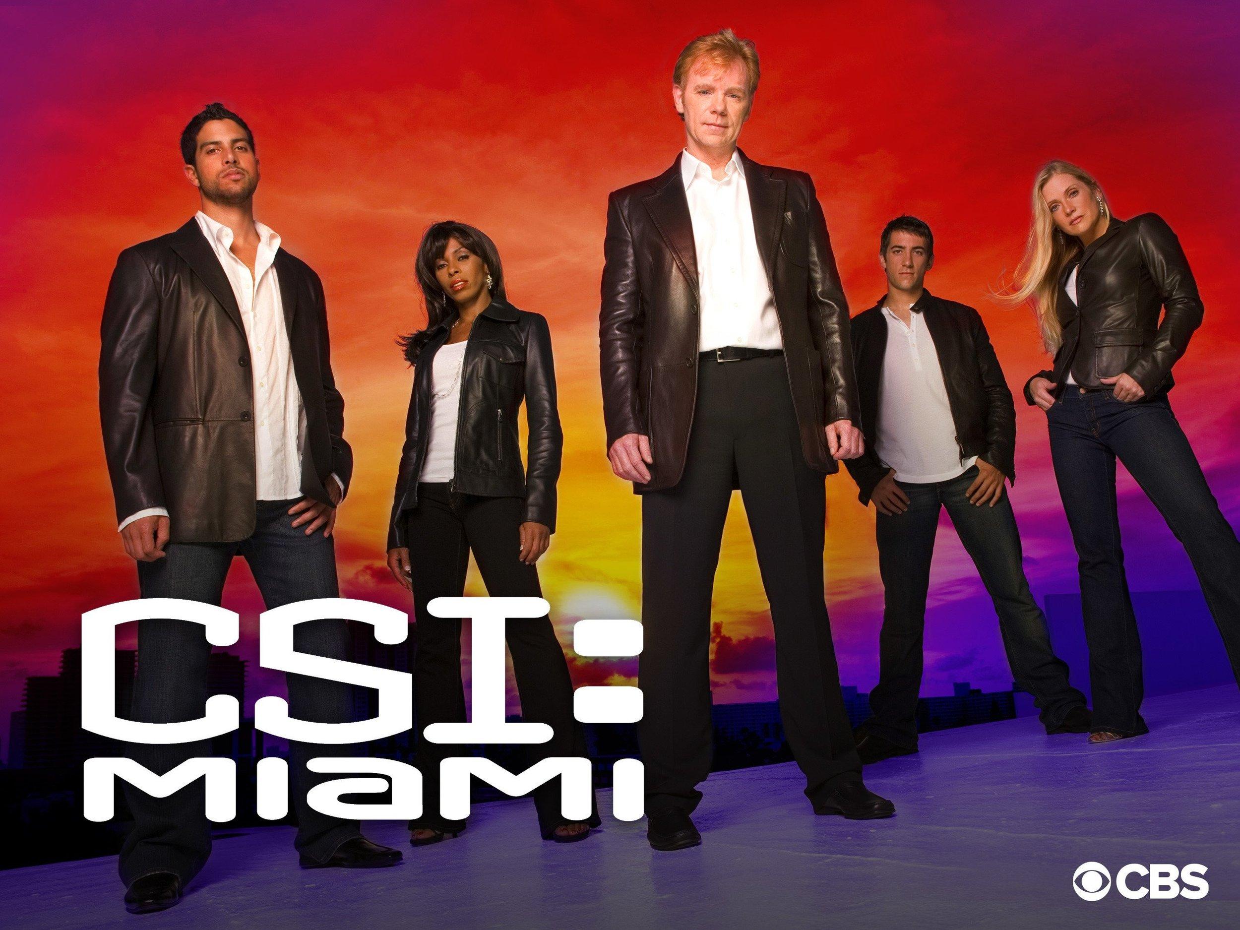 CSI: Miami  Source: Amazon