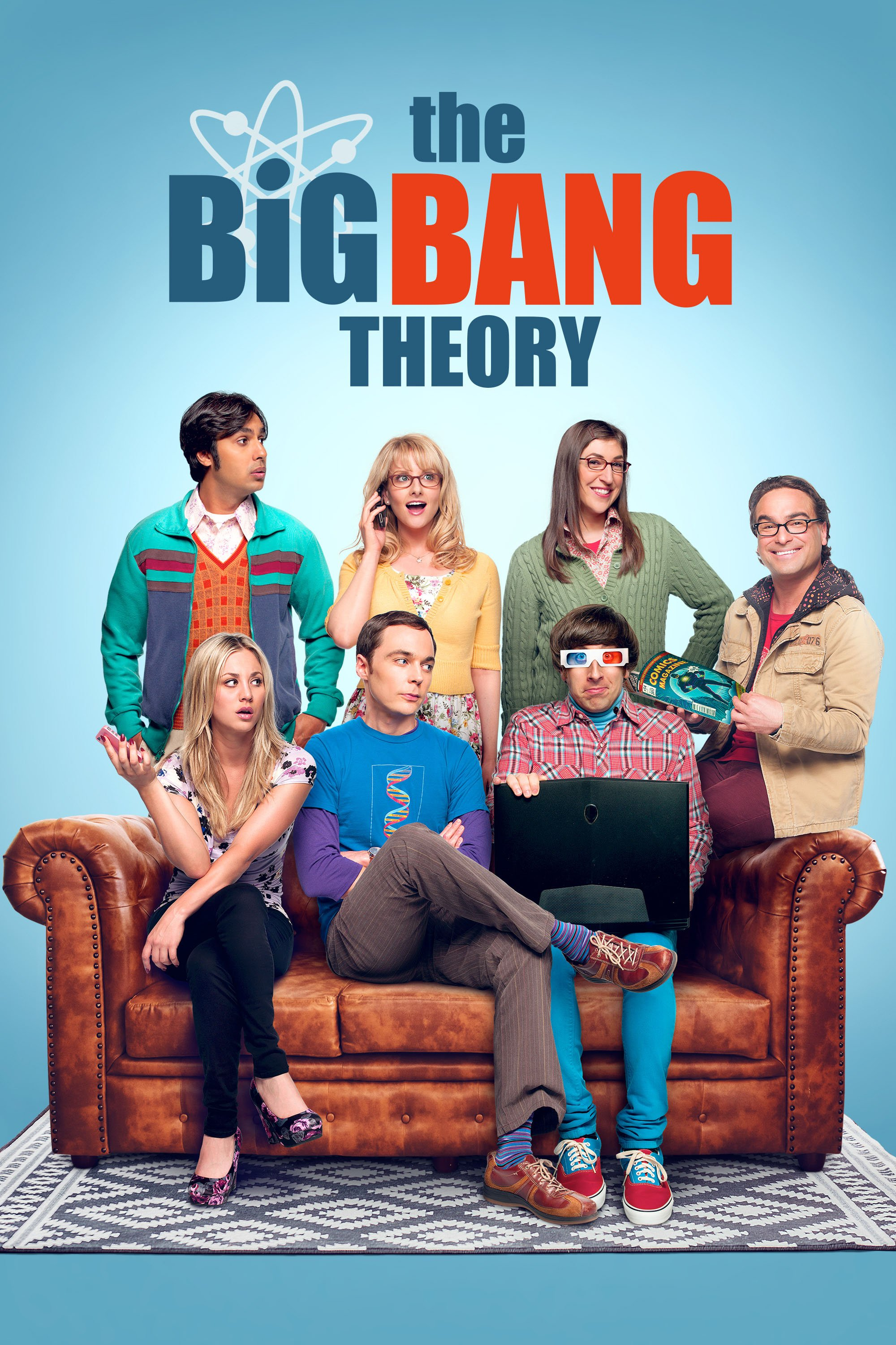The Big Bang Theory  Source: Warner Bros.