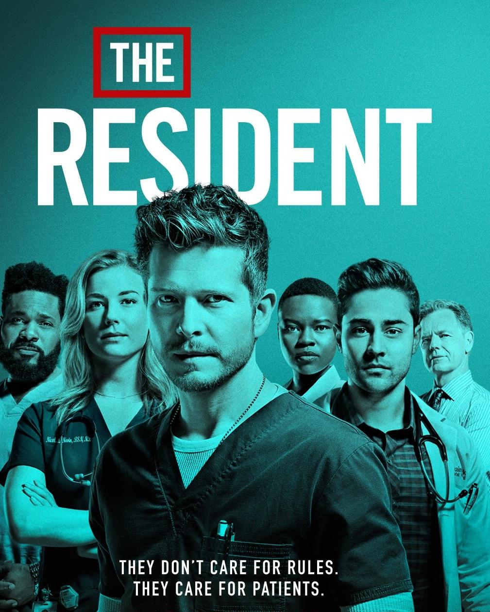 The Resident  Source: IMDb
