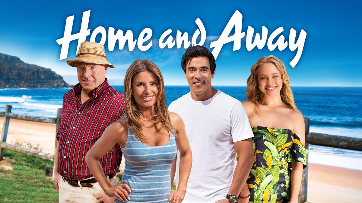 Home & Away lifted 5.2% week-on-week   Photo: 7