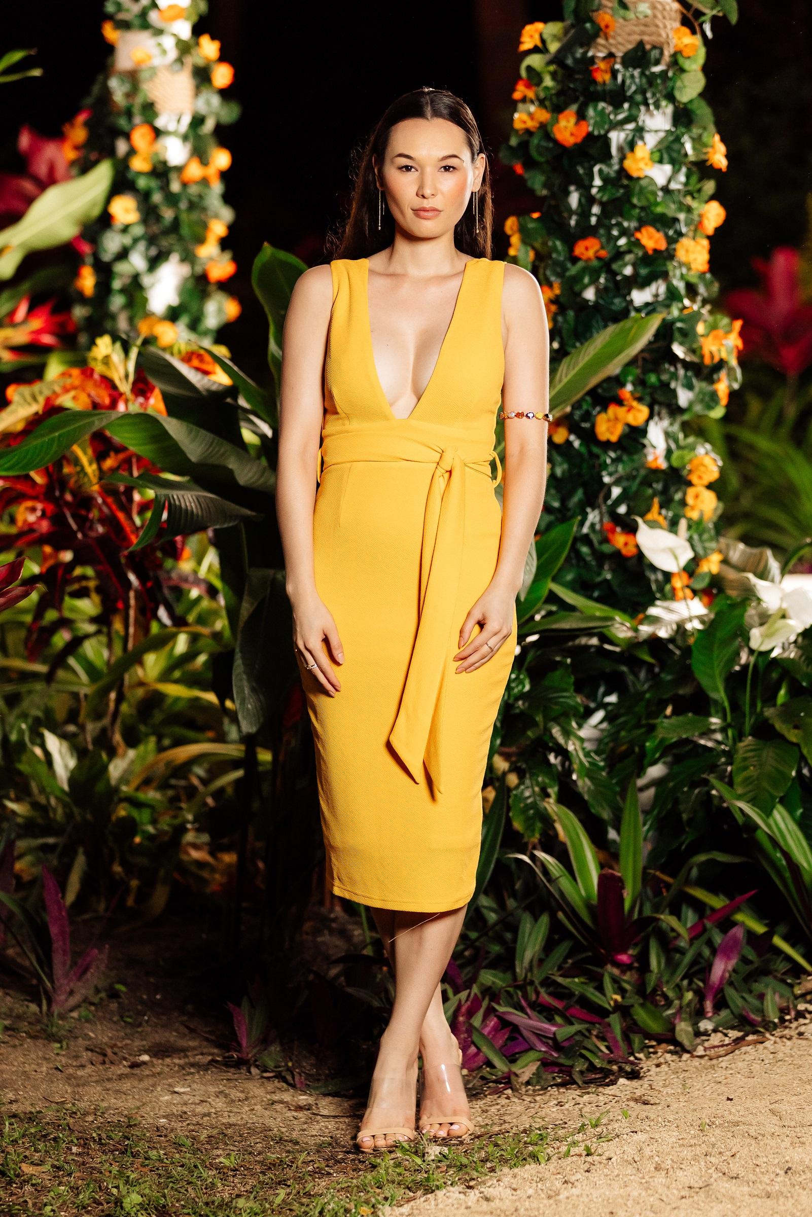 Vanessa Sunshine - Bachelor in Paradise  Source: 10 Network