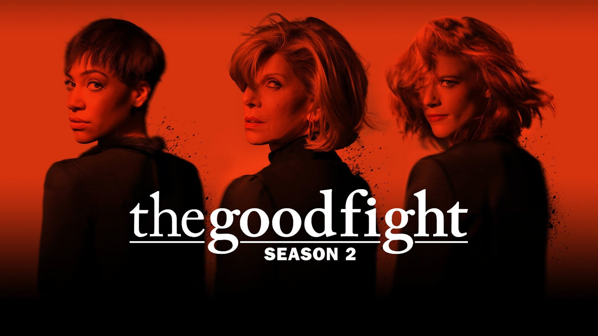 The Good Fight returns for season three  Image - SBS