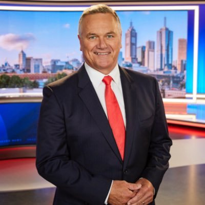 7 NEWS with PETER MITCHELL broke the stronghold 9 NEWS usually has on the Melbourne market   PHOTO: 7