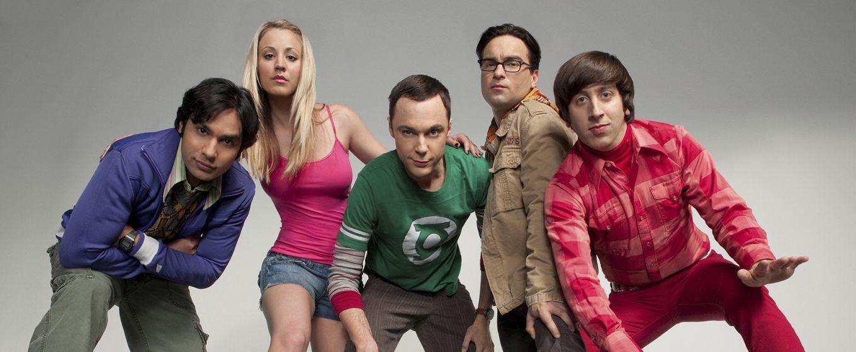 The Big Bang Theory  Source: TBS