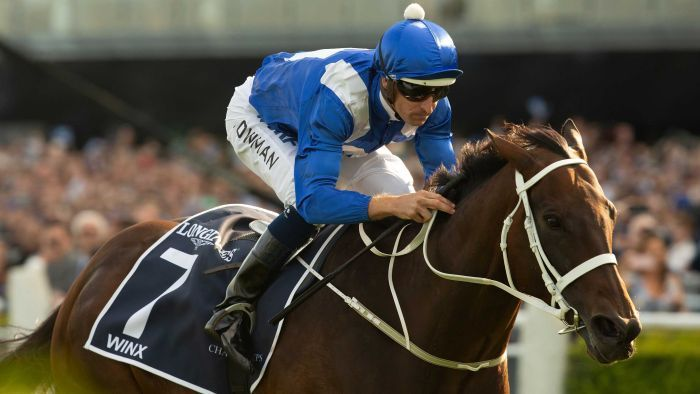 Winx wins final race before retirement with Queen Elizabeth Stakes title at Royal Randwick  image - ABC