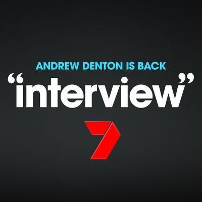 Andrew Denton: Interview  Source: 7plus