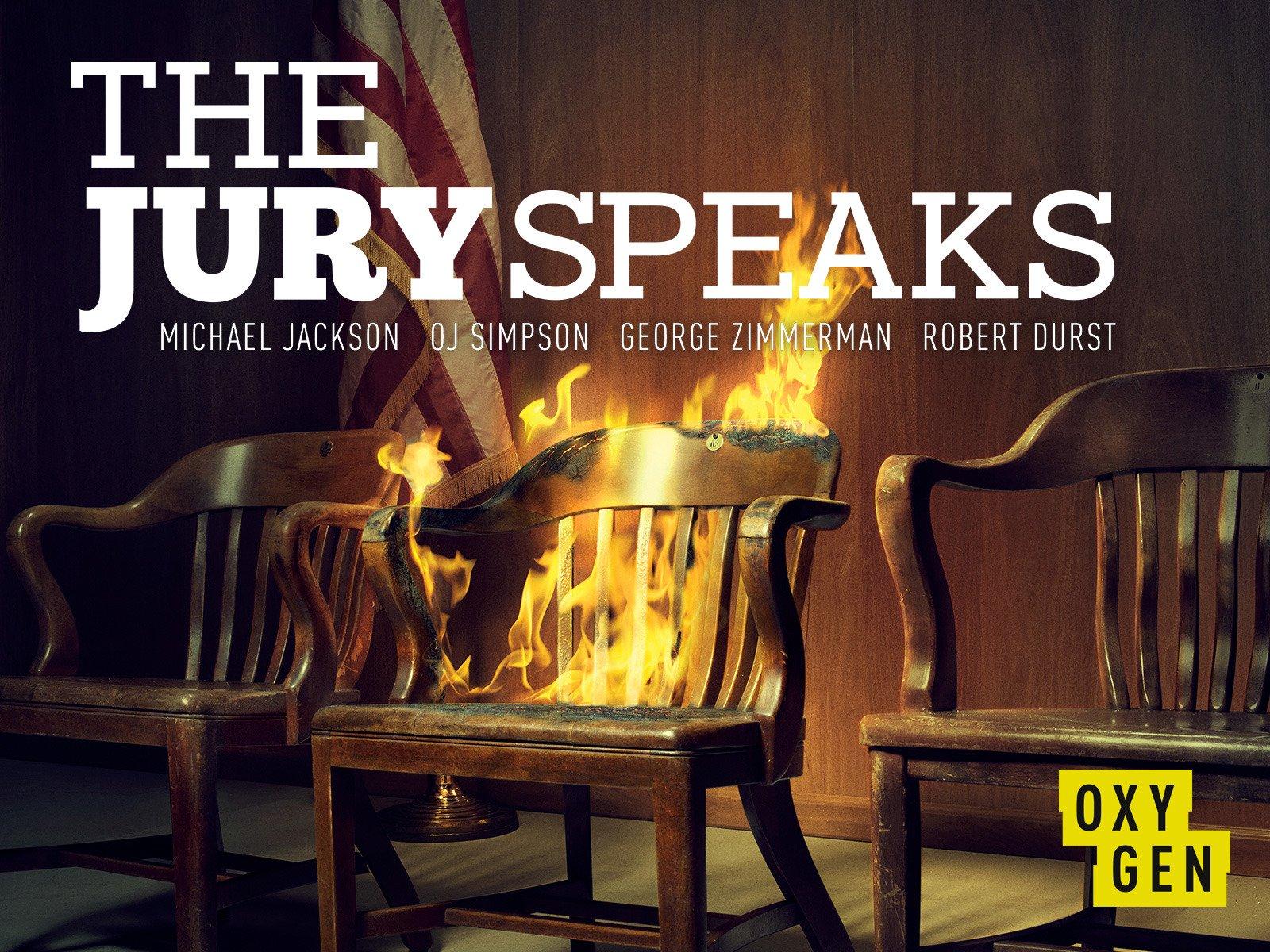 Jury Speaks  Source: Tvguide.com