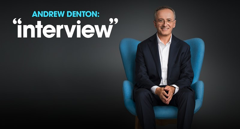 Andrew Denton: Interview  Image - Seven