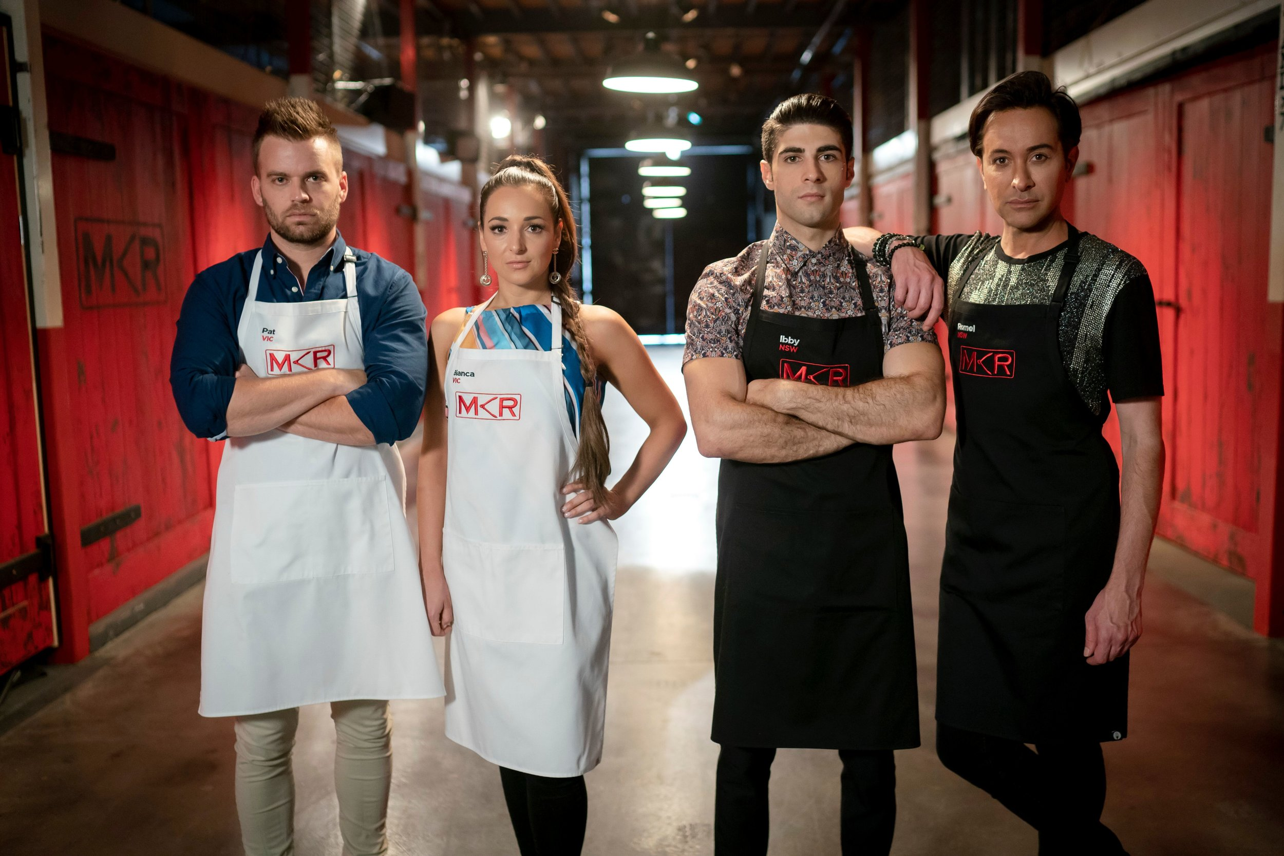 Who is the winner of my kitchen rules 2019