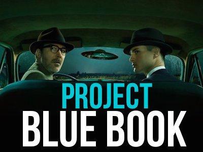 Project Blue Book  Source: sharetv