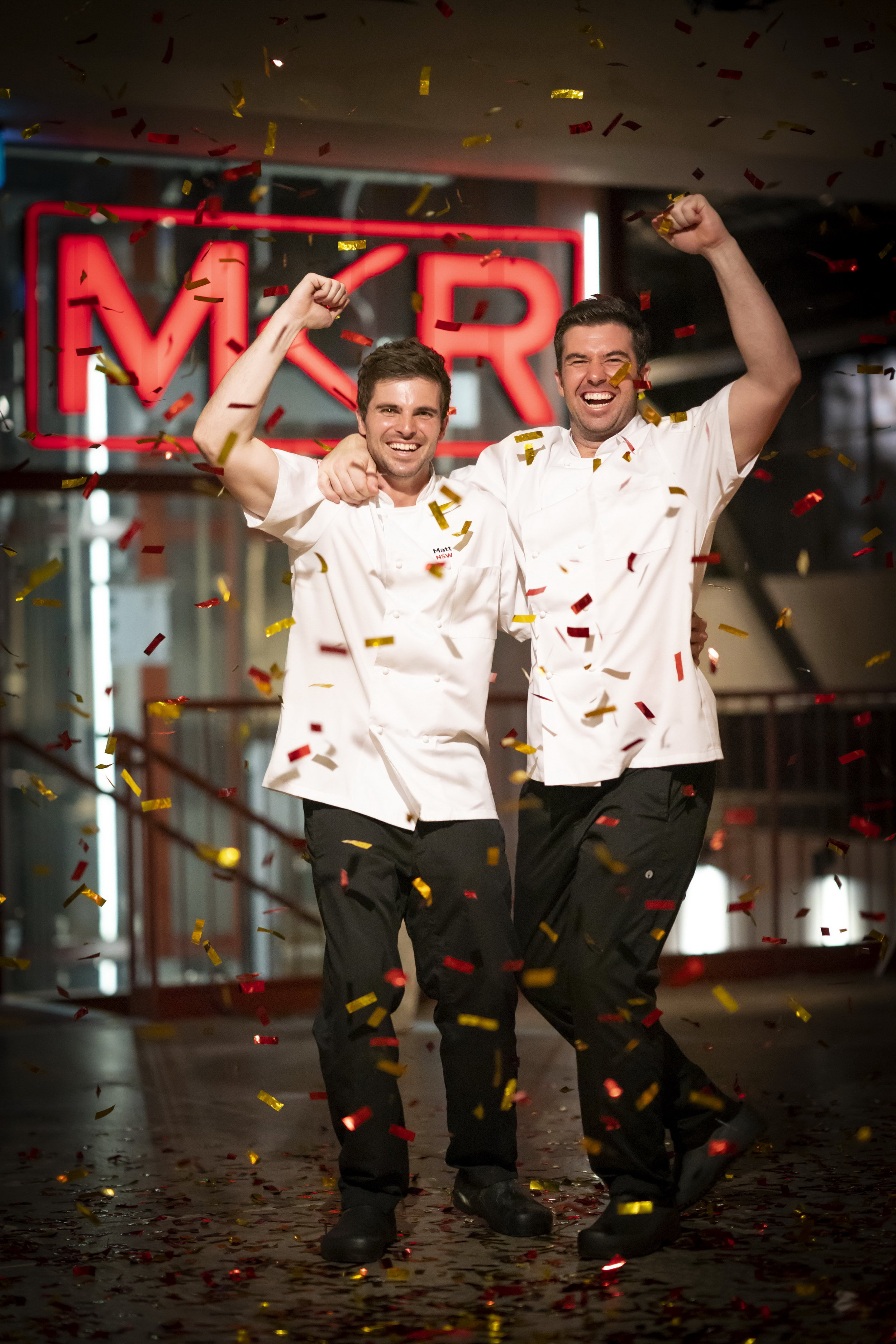 My Kitchen Rules  Source: Seven Network