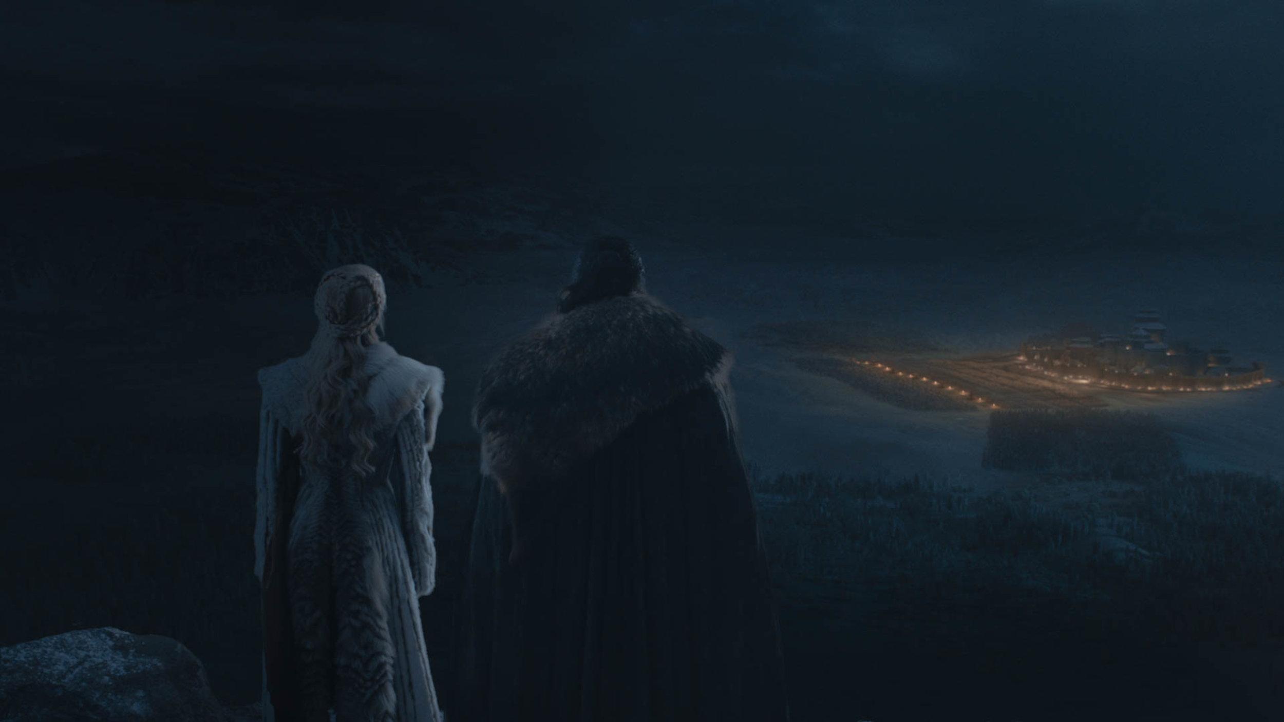 It begins…  Image - HBO