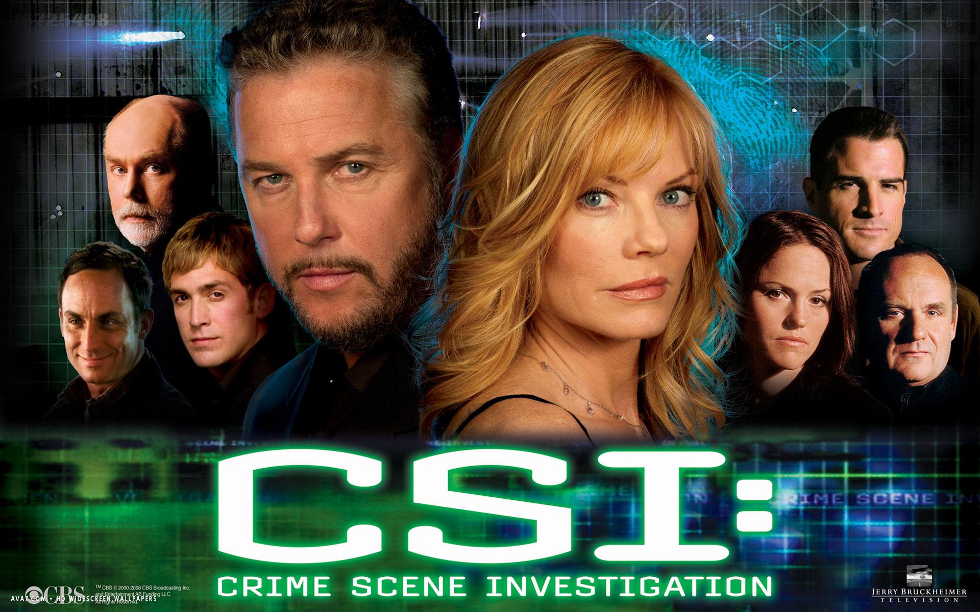 CSI: Crime Scene Investigation  Source: ava7.com