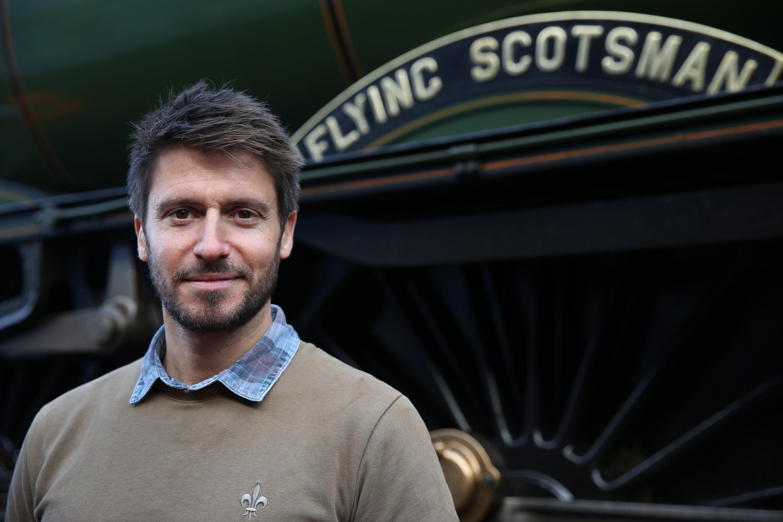 The Flying Scotsman   Source: SBS