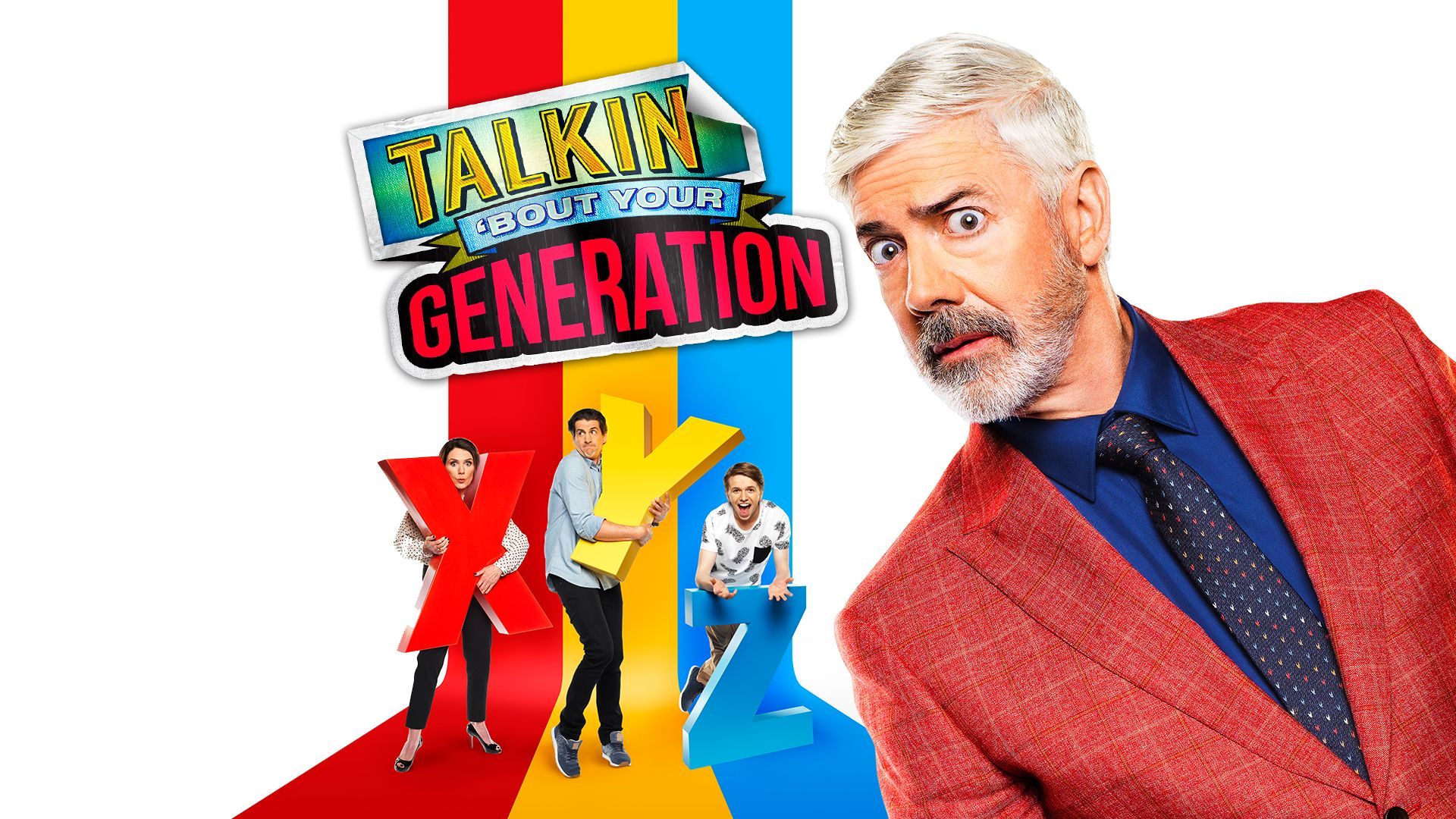 Talkin' 'Bout Your Generation  Source: 9now