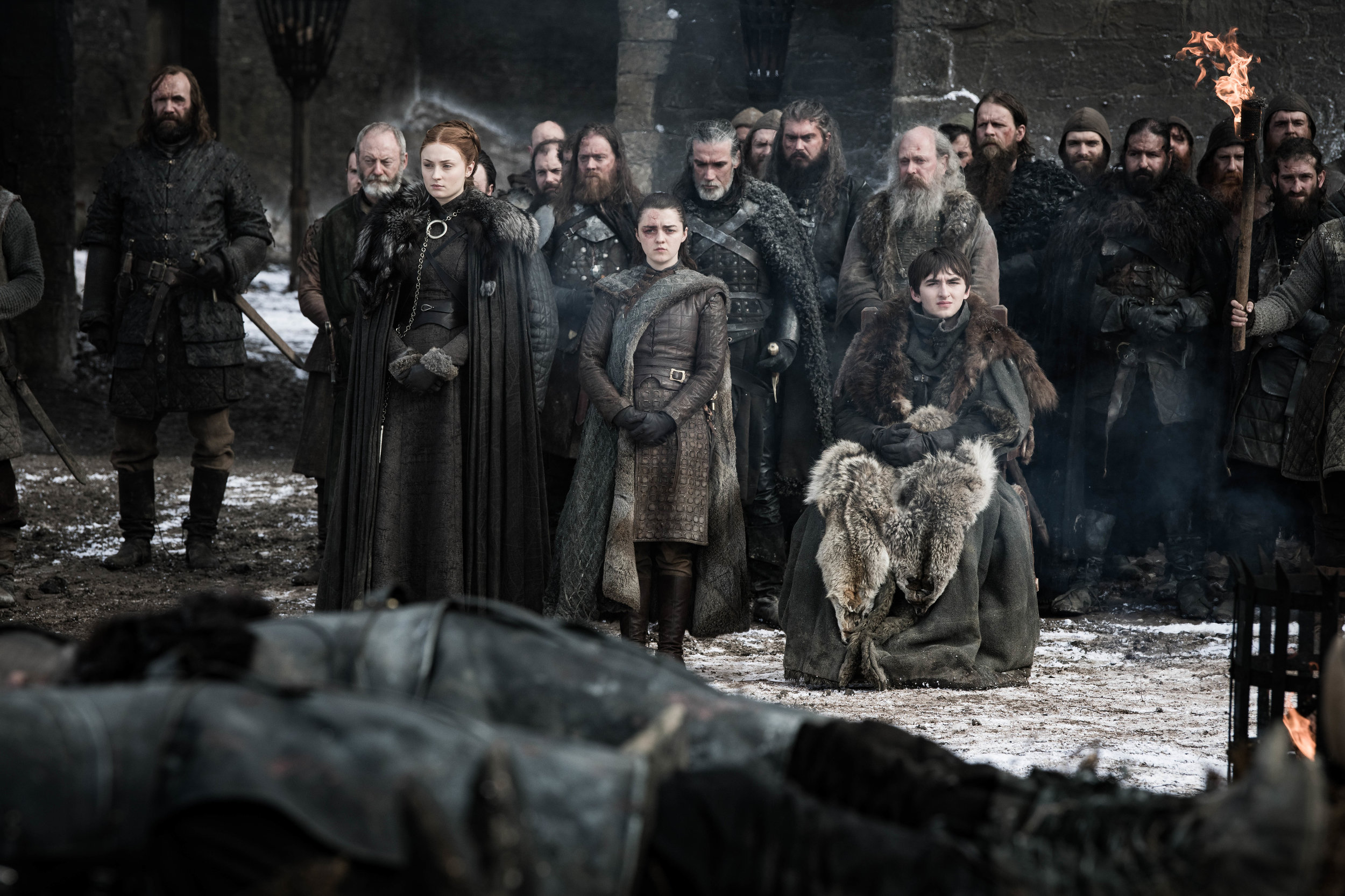 Most suckful family reunion yet  Image - HBO