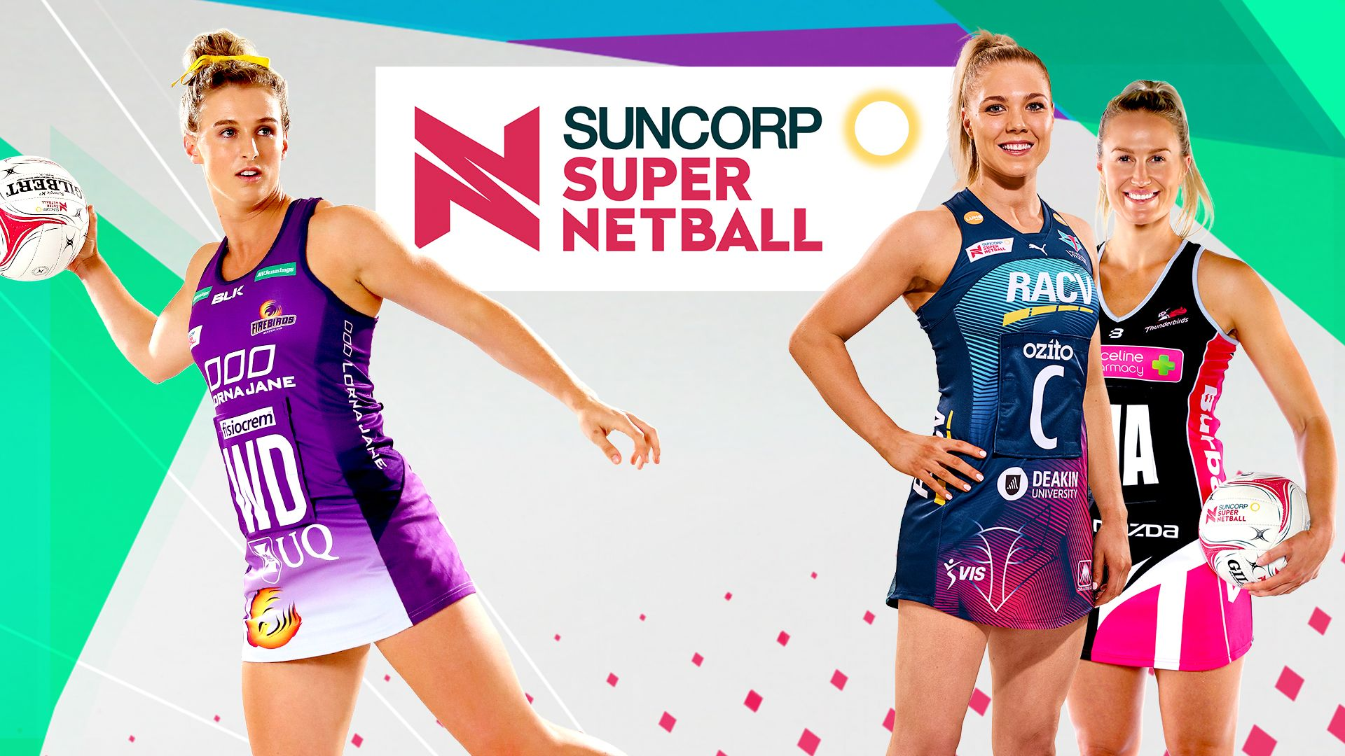 Suncorp Super Netball  Source: Nine Network