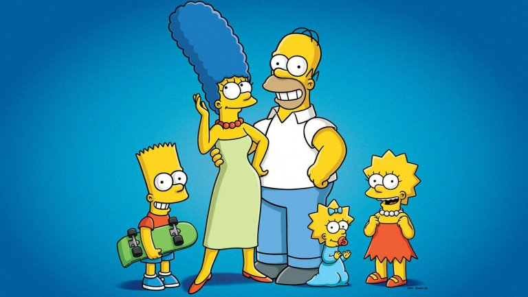 The Simpsons  Source: Hollywood Reporter
