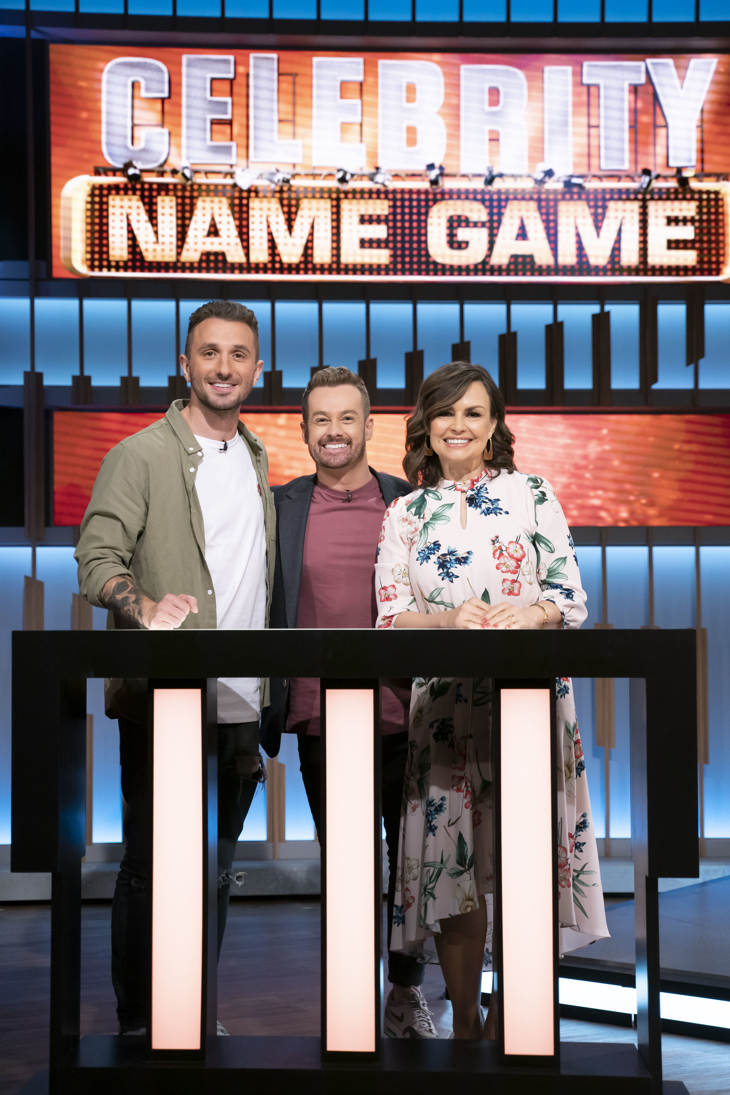 Celebrity Name Game  Source: 10 Network