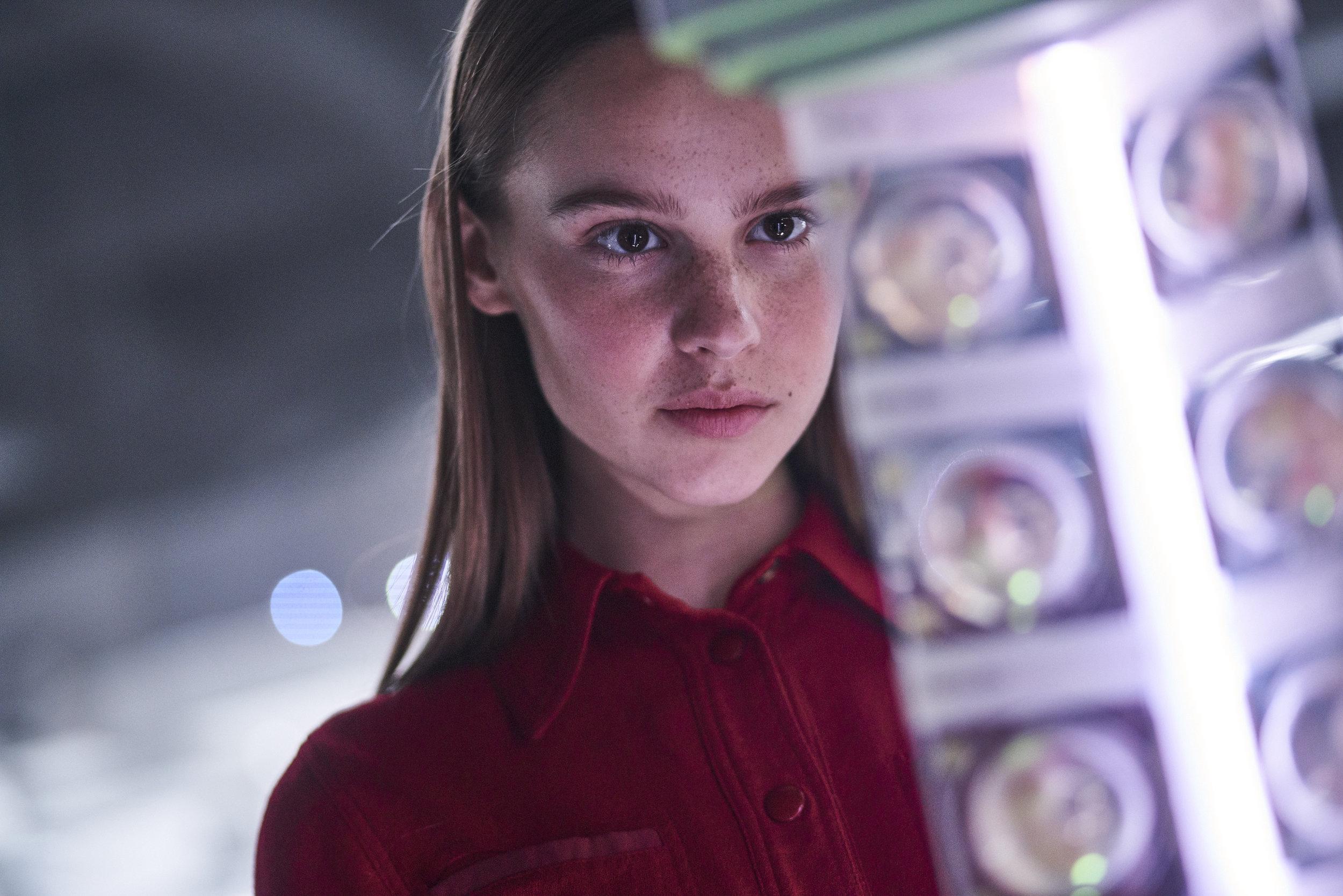 Clara Rugaard  image - Netflix