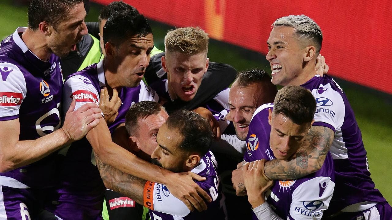 Perth Glory  image - Fox Sports