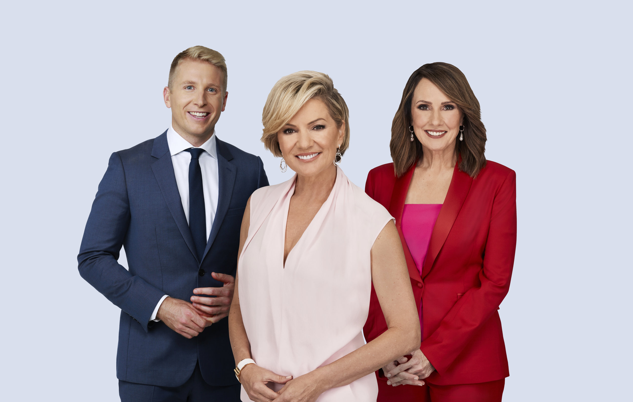 Hamish Macdonald, Sandra Sully, and Chris Bath  image - 10