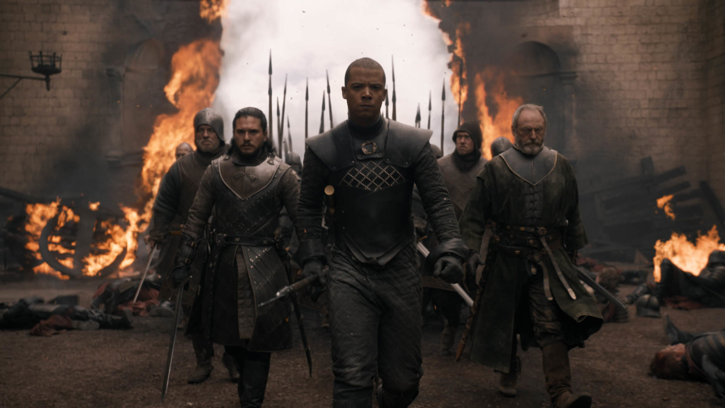 #SquadGoals  Image - HBO