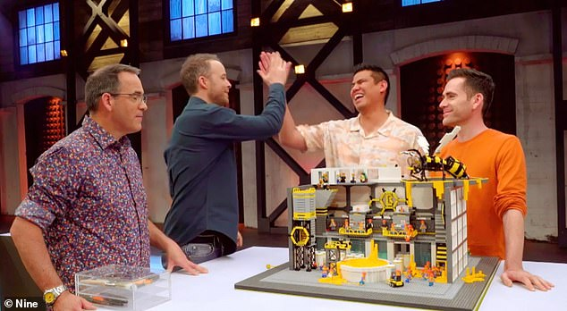 Lego Masters  Source: Daily Mail
