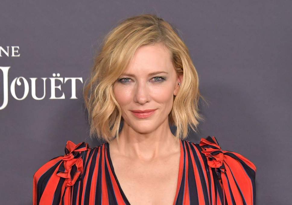 Cate Blanchett  image - The Independant