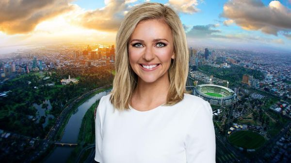 7 News presenter Jacqueline Felgate has become an unlikely star of a Fatboy Slim video
