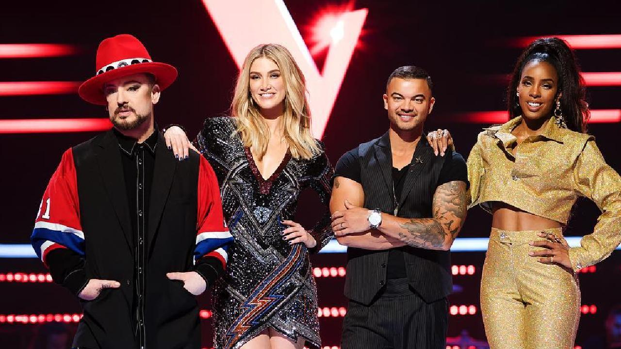 The Voice Australia returns for 2019  Image - Nine