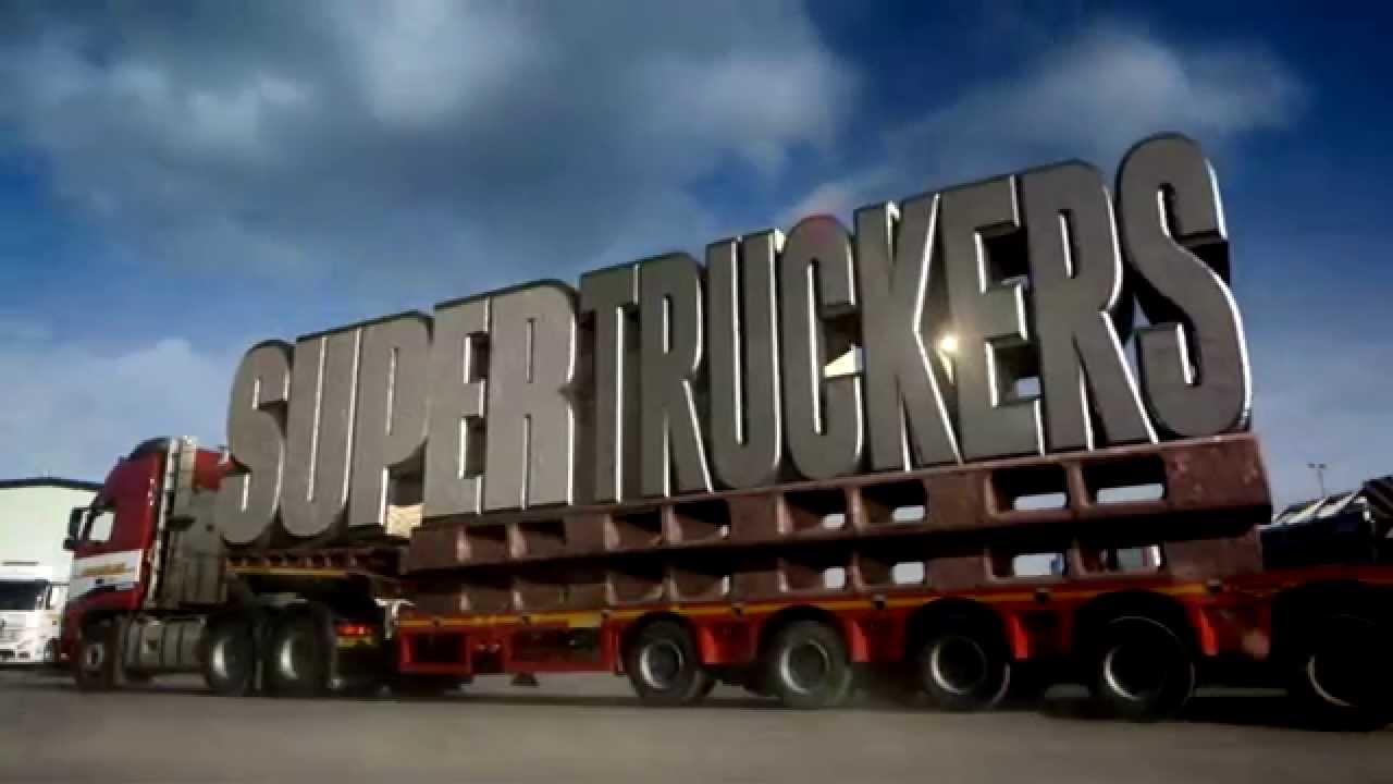 Supertruckers Source: YouTube