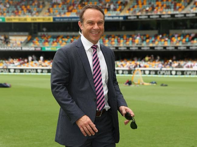 Michael Slater has been displaying 'erratic' behaviour according to our sources   PHOTO: news.com.au
